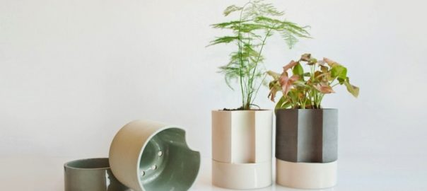 Decorative and Landscape Planters from OCC Outdoors