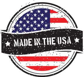 Proudly Made in the U.S.A