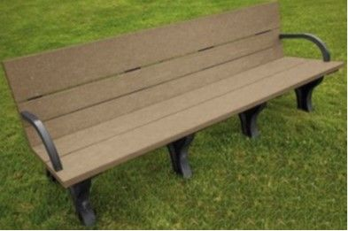 ADA Inspired Park Benches