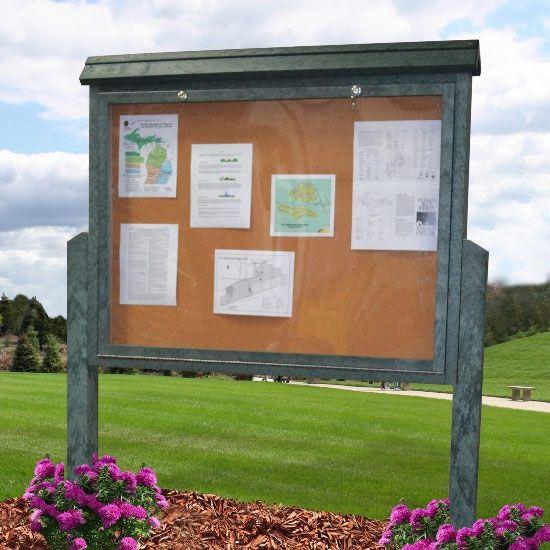 Message Centers, Kiosk, Signs & Plaques