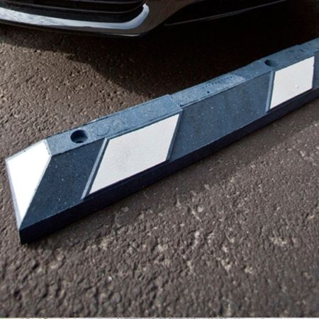 Parking Car Stops for Garages and Parking Lots