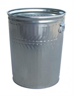 Galvanized Trash Cans 32 gallon Heavy Gauge