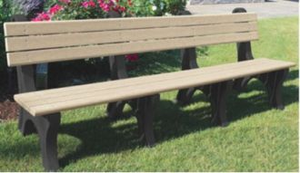 8 Foot Park Classic Bench