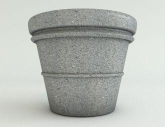 """Vase Planters Granite Colors 16"""" thru 56"""""""