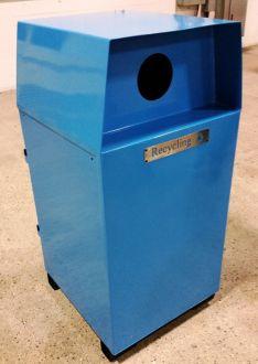Bear Resistant Modular trash and recycling bins