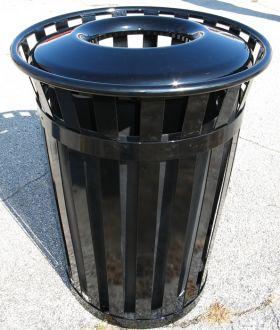 36-Gallon Main Street Plus Trash Receptacle