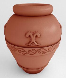 "Oil Jar Planters Solid Colors 20"" & 33"""