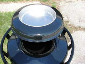 Steel Replacement Top with Removable Rain Guard
