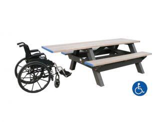 Deluxe ADA Compliant Picnic Table