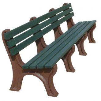 8 Foot EconoMizer Park Bench