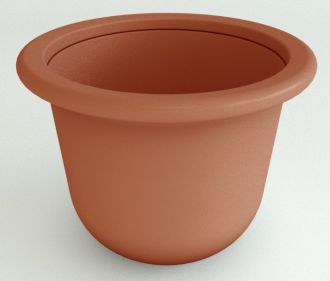 """Self-Watering Contemporary Planters Solid Colors 17"""" thru 60"""""""