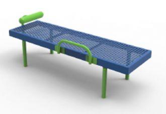 Sit-Up Station