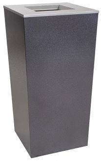 34-Gallon Tapered Trash Receptacle