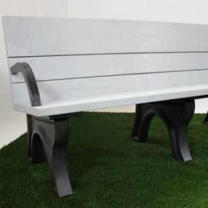 ADA Compliant Park Benches
